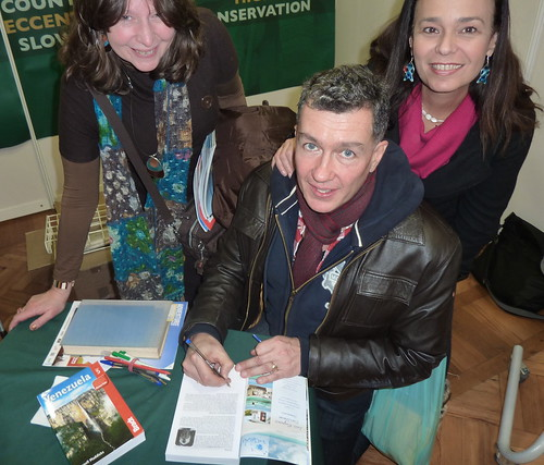 Russell Maddicks Book-Signing | by Bradt Guides