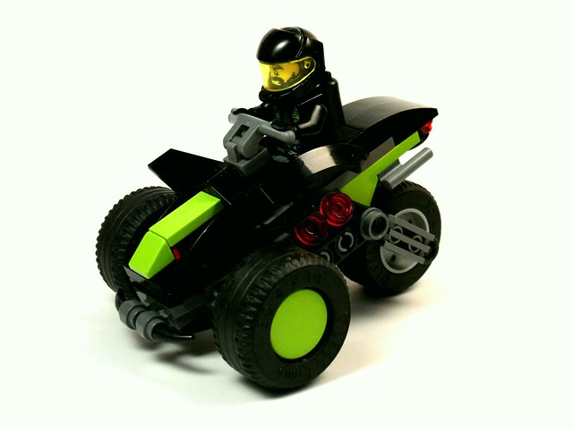Blacktron III - Tri-wheeler