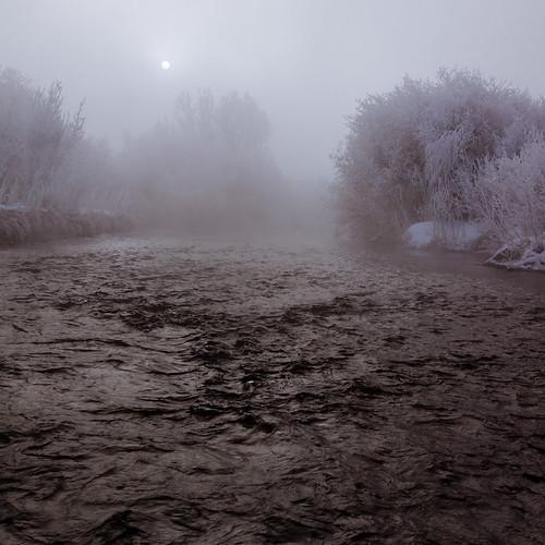 fog frost provoriver