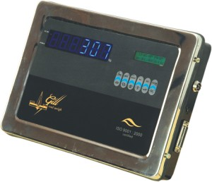 Weigh bridge Indicator Gill   Poonawala Electro Weigh has