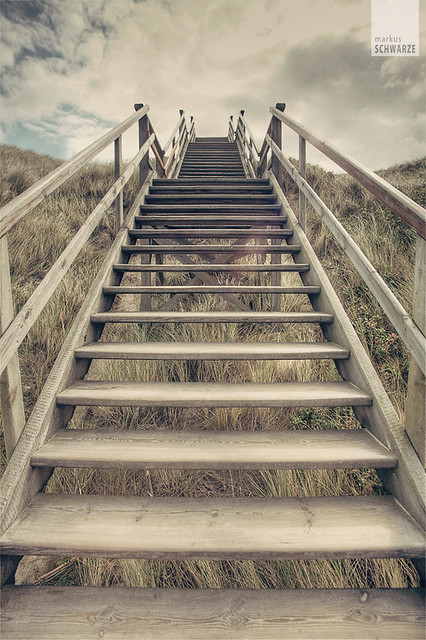 Sylt 2010 -  Stairs to Heaven