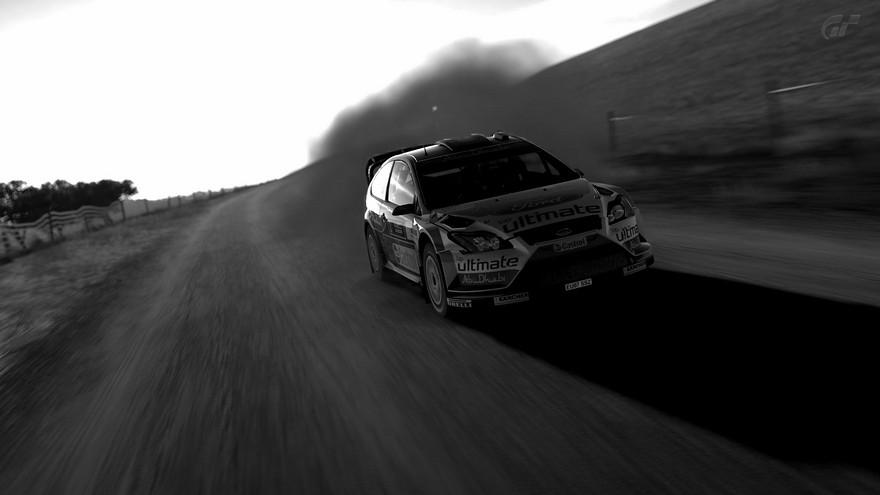 Ford Focus WRC - Toscana