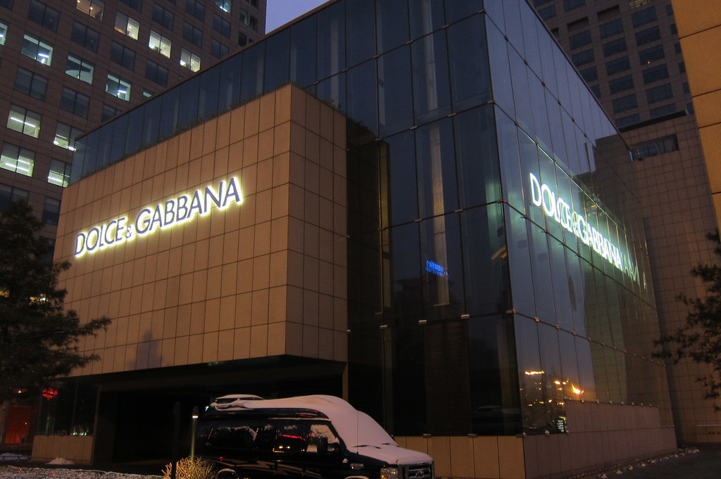 45ffba485ac5 Dolce & gabbana Beijing Flagship | Yintai Centre/ park Life … | Flickr