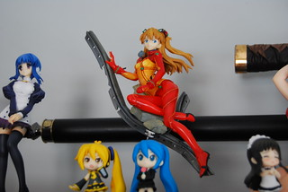 Asuka and some vocaloids | by Plastic_Fantastic