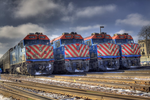 Metra Rail Locomotives | by tncountryfan