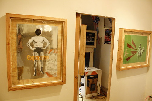 Josh Short Installation view
