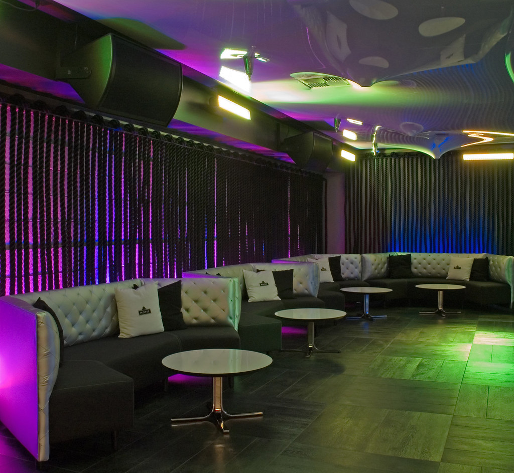 Motif Restaurant And Club Dance Floor And Seating Images O
