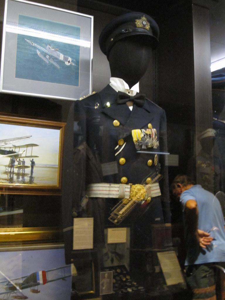 WWI German naval Pilot's Uniform | Joe Wallace | Flickr