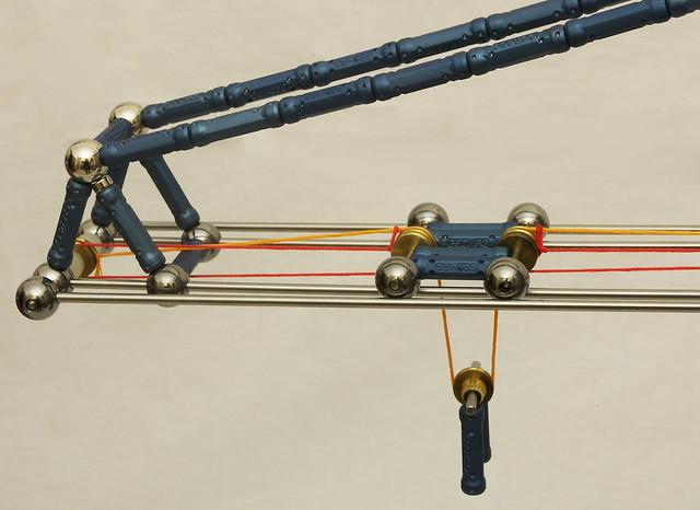 Geomag Mechanics: Tower Crane 2/5