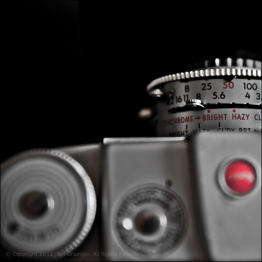 37/365 - Kodak Moment | Ok, I think I may have gone a bit ov… | Flickr