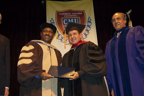 Doctor of Business Administration Graduation San Diego, California