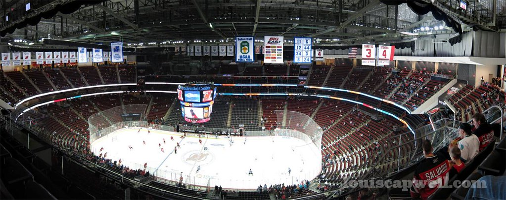 factory authentic 0a00a cd6d9 Prudential Center - Newark, NJ   another pano of another new ...