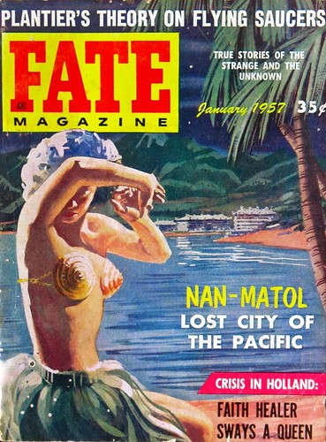 Oh, For Such a Fate! Vintage FATE Magazine, 1957 | by puuikibeach