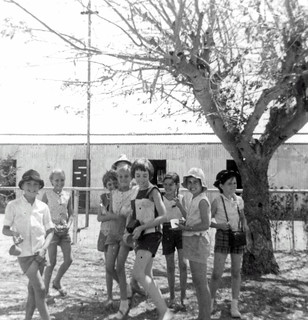 Camp School Dance, Mundabullangana Station - 1964