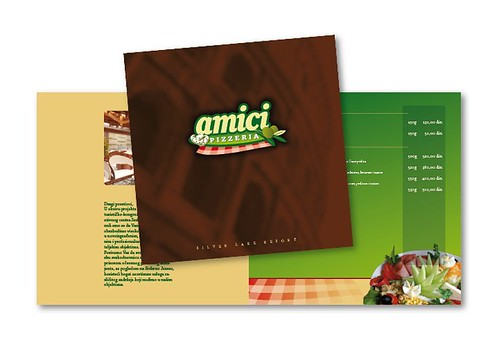 Amica jelovnik | by Mario Design