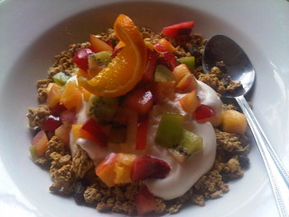 Granola breakfast | by Tilt espresso