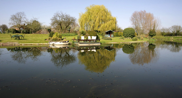 REFLECTIONS ON THE WELLAND