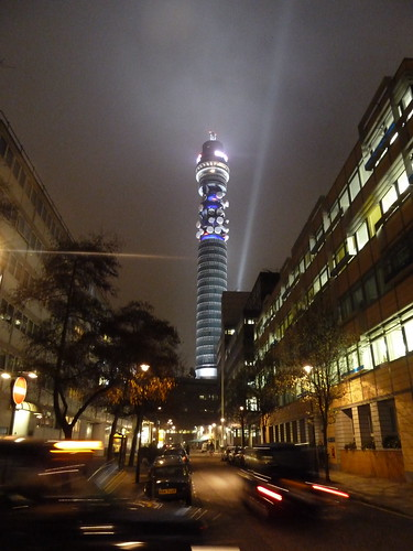 BT Tower | by Magnus D