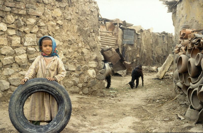 Child Poverty in Egypt