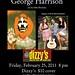 George Harrison birthday tribute 2-25-11