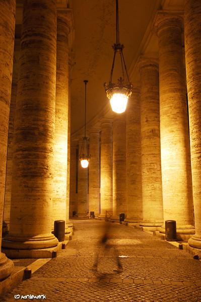 The Phantom of the Basilica (1 more inside)