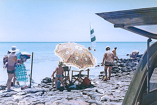 Christmas on the Stromatolites, Hamelin Pool - 1975