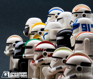 Printed Helmets | by Arealight