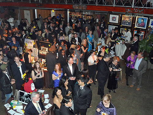 My Darlin' New Orleans - the event, the crowd, the auction.