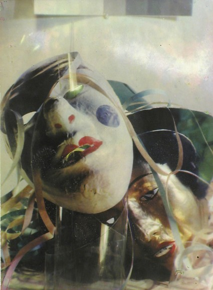 [ M ] László Moholy-Nagy - Masks