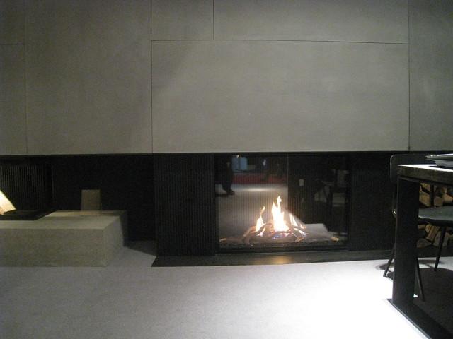 Chimenea de Gas Metalfire 800-75 GHE 1S