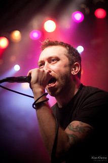 Tim McIlrath - Rise Against | by Alan Kleina