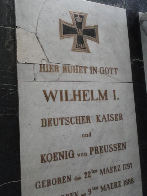 Charlottenburg Mausoleum