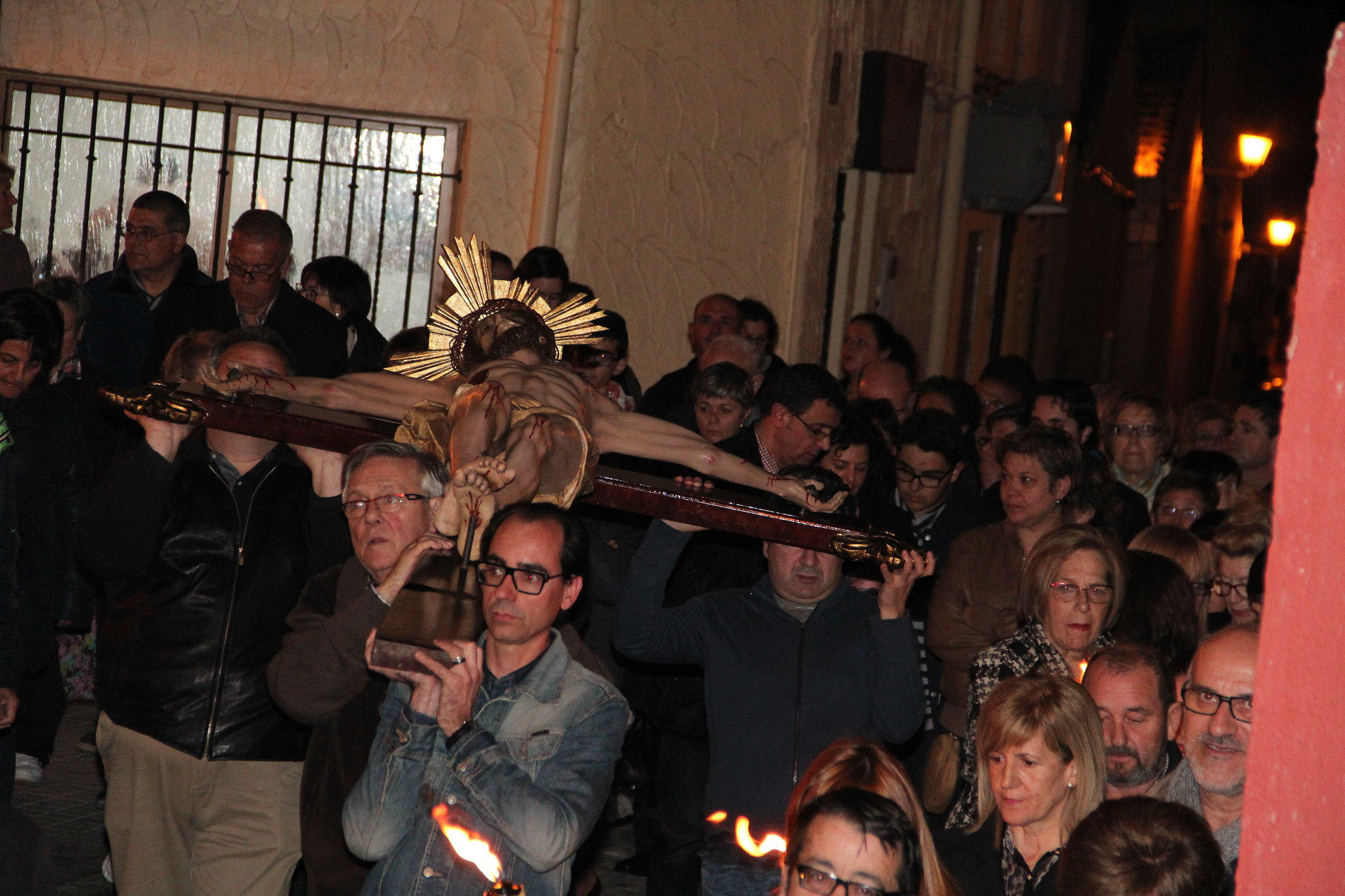 (2015-03-27) - VI Vía Crucis nocturno - Antonio José Verdú Navarro (33)
