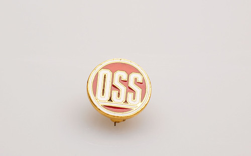 OSS Pin | by The Central Intelligence Agency