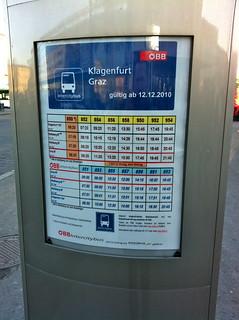 Graz AT Hauptbahnhof  - 2   by andynash