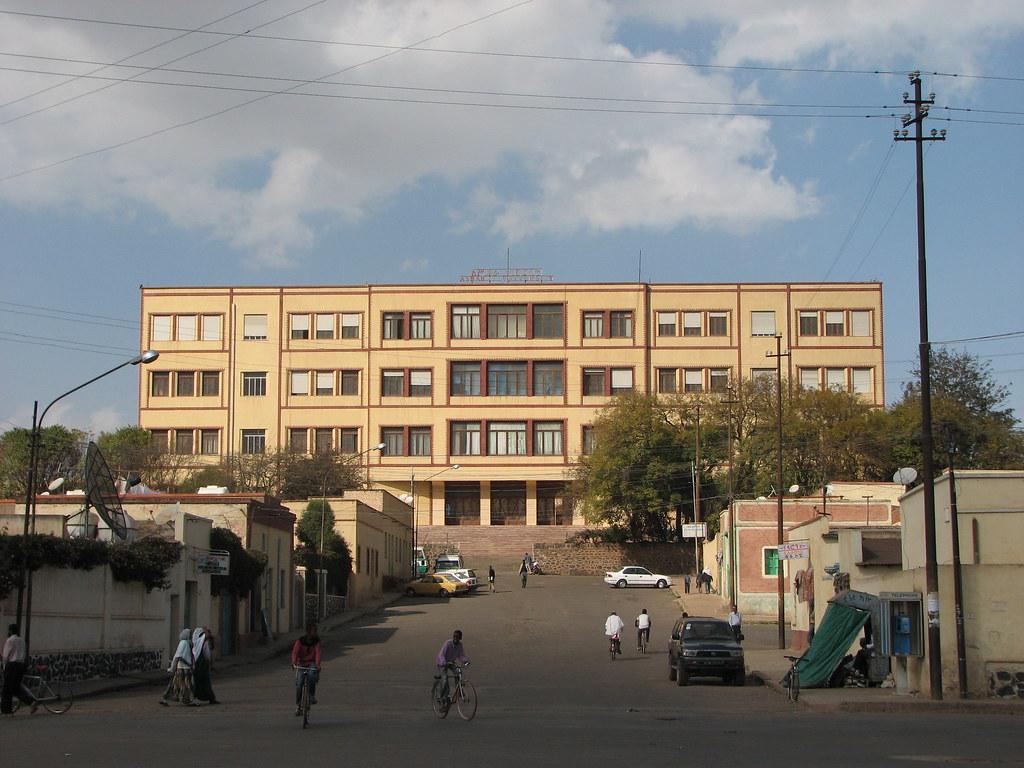 University of Asmara | hanming_huang | Flickr