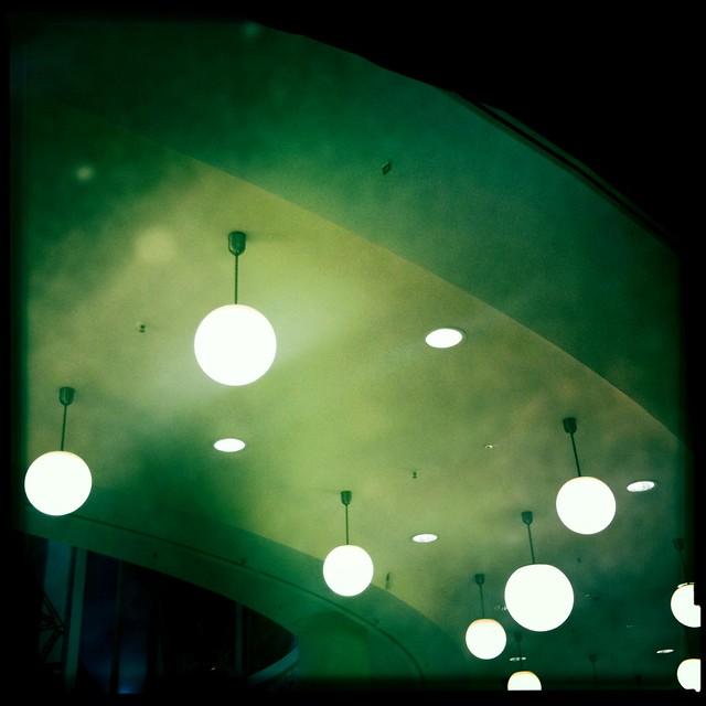 Lichtkugeln