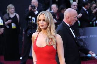 Jennifer Lawrence at the 83rd Academy Awards Red Carpet  IMG_1081 | by RedCarpetReport