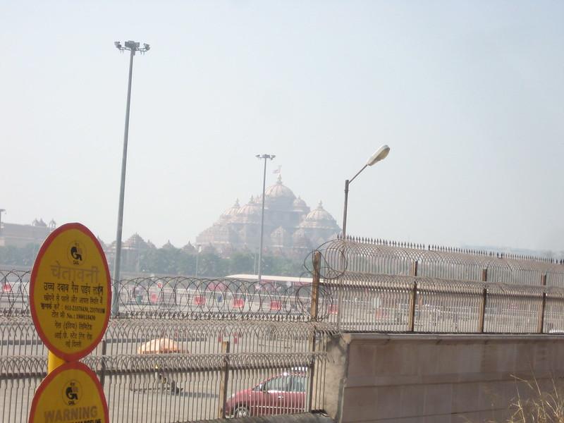 Akshadham temple