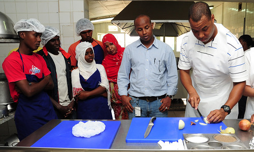 Culinary exchange, Arta, Djibouti, March 2011 | by US Army Africa