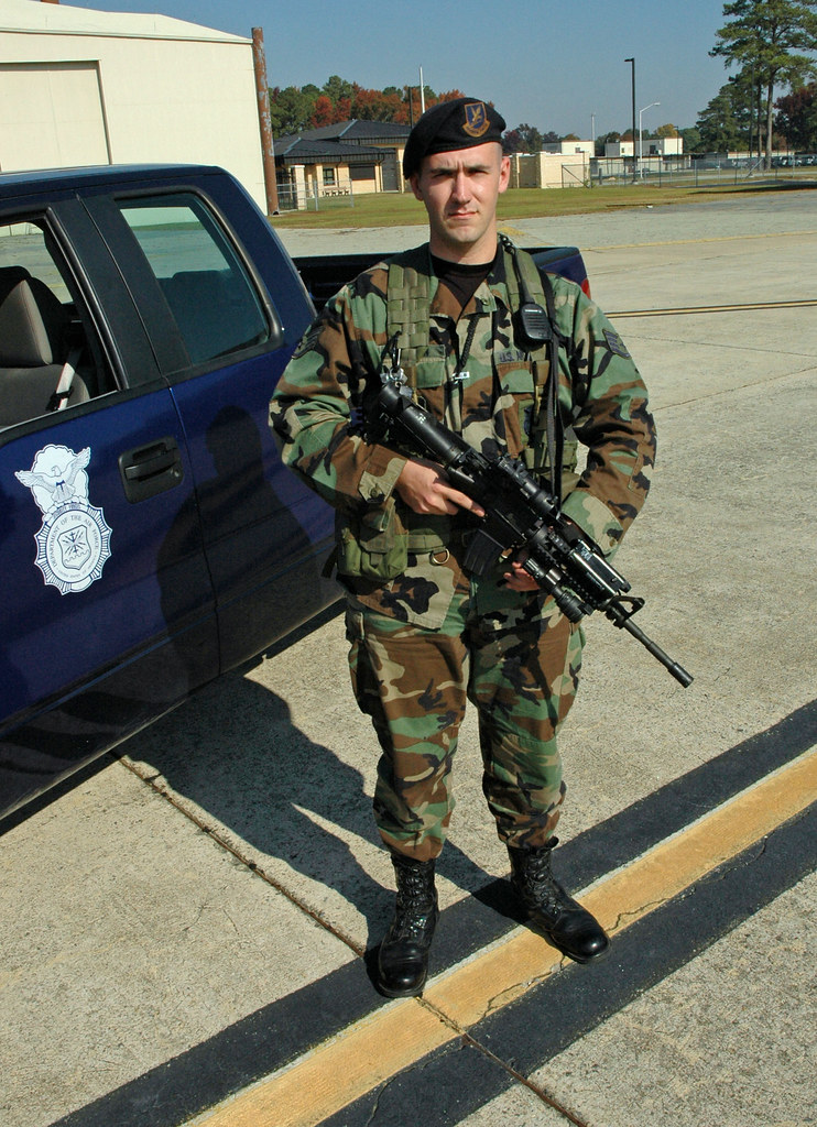 U S  Air Force Security Forces Staff Sergeant | This Securit