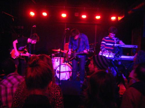 Suuns 1/25/11 | by muzikspy