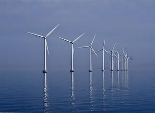 Middelgrunden_wind_farm_2009-07-01_edit_filtered | by Slaunger