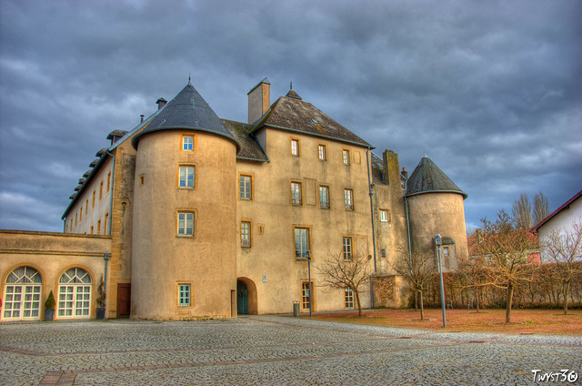 Chateau Fabert HDR