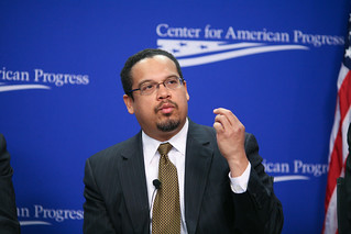 Congressman Keith Ellison | by Center for American Progress