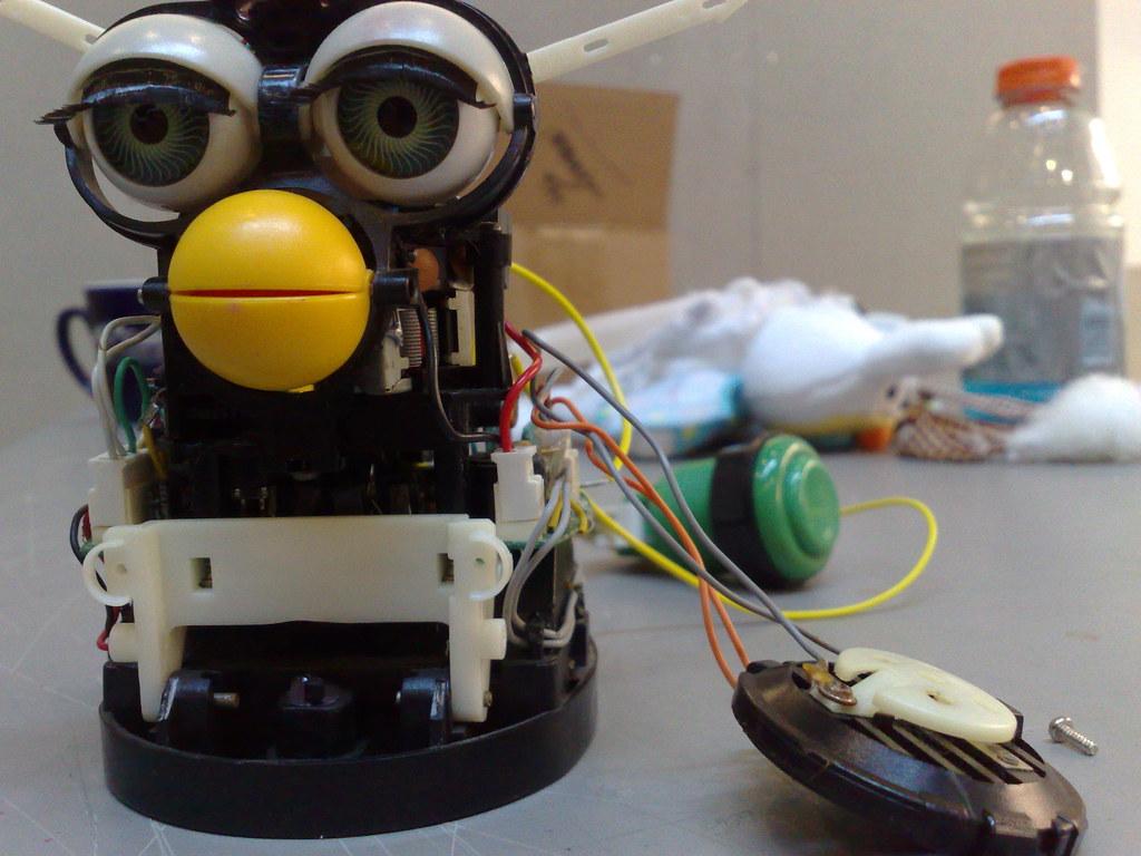 hacked furby art center mdp circuit bending workshop 05 flickr rh flickr com