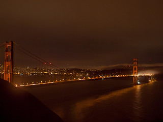 Golden Gate Bridge by Night | by Franco Folini