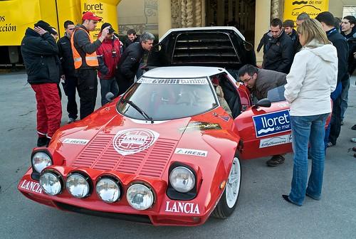 L1047410 -  Rally Costa Brava Historic 2010. Lancia Stratos   by delfi_r