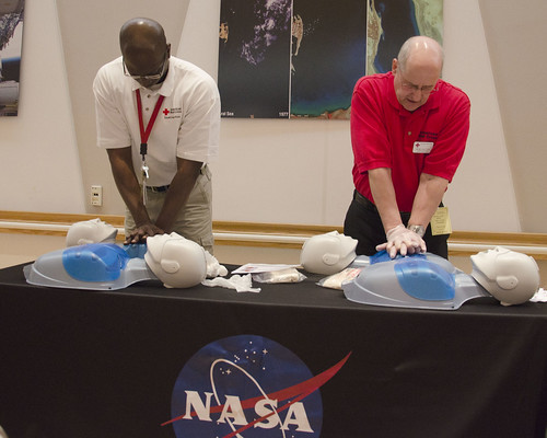 Gabrielle Giffords Honorary Save-a-Life campaign at GSFC | by NASA Goddard Space Flight Center