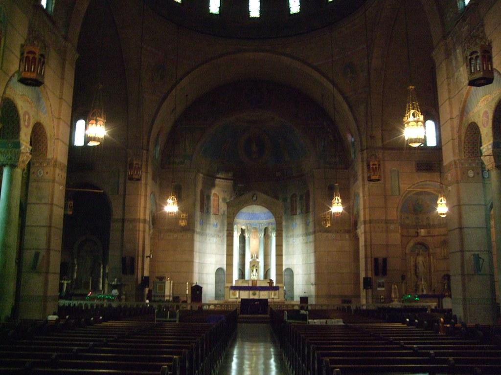Shrine of the Sacred Heart Catholic Church, Washington, DC